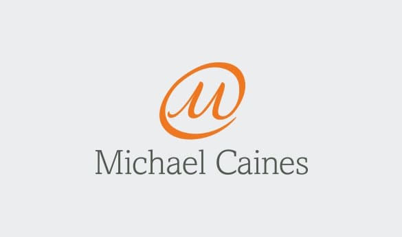 michael caines logo
