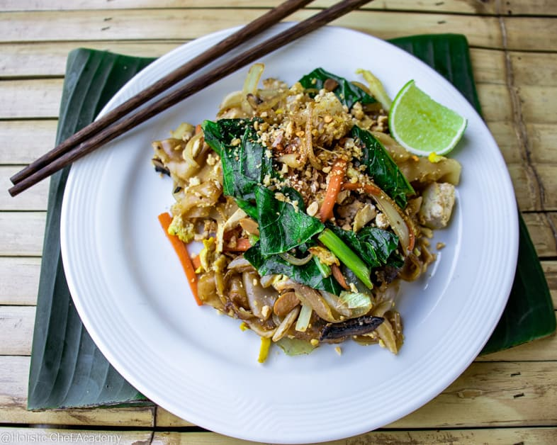 pad see ew noodles ready to eat 2