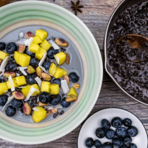 black-rice-porridge