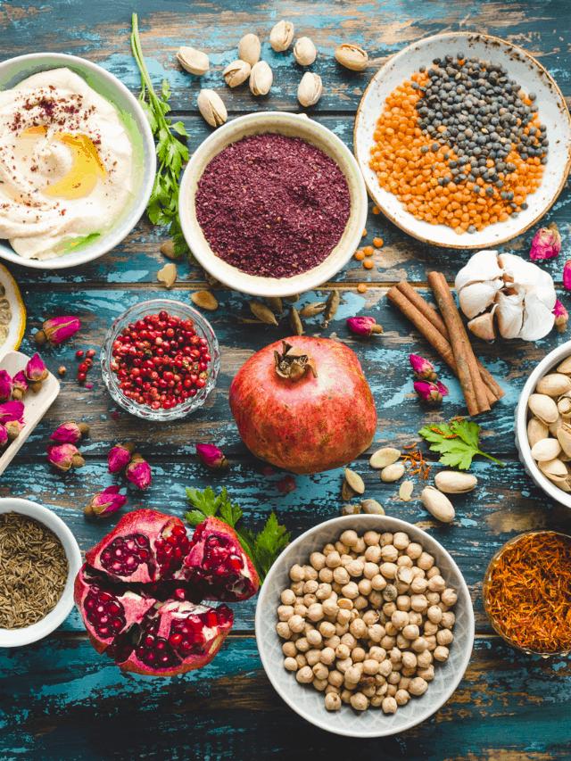 My Favorite Vegan Middle Eastern Recipes