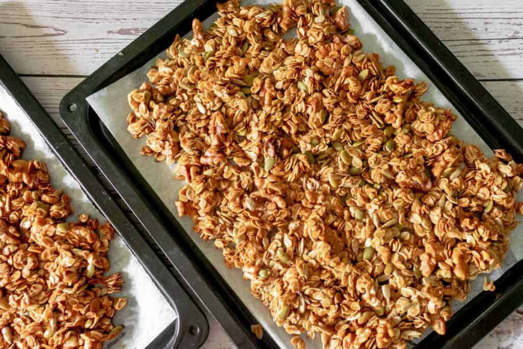 vegan-granola-after-baking