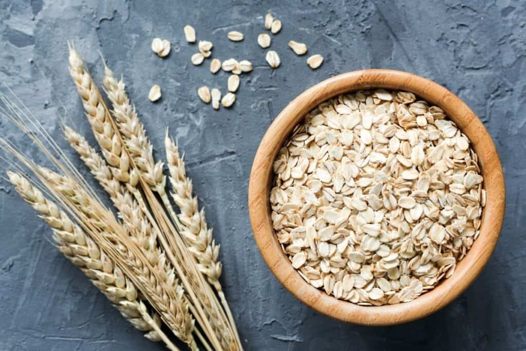rolled-oats