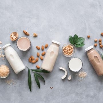 plant-based-milks-in-bottles