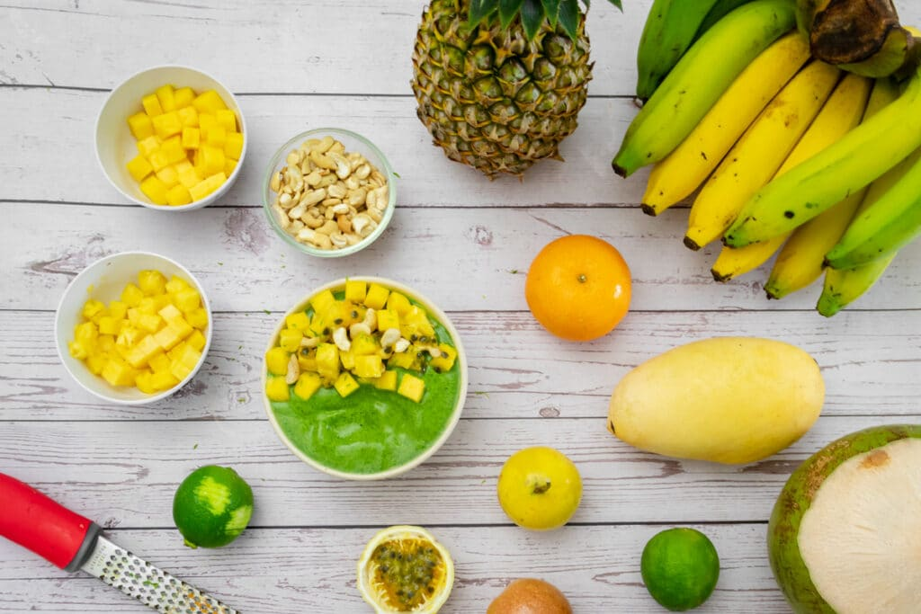 ingredients-for-wolffia-smoothie-bowl