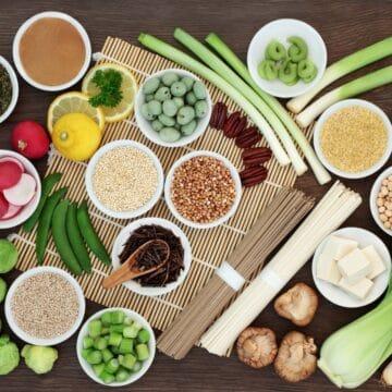 macrobiotic-food-display